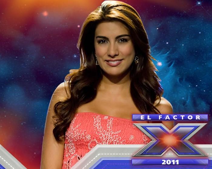Andrea Serna en el Factor X