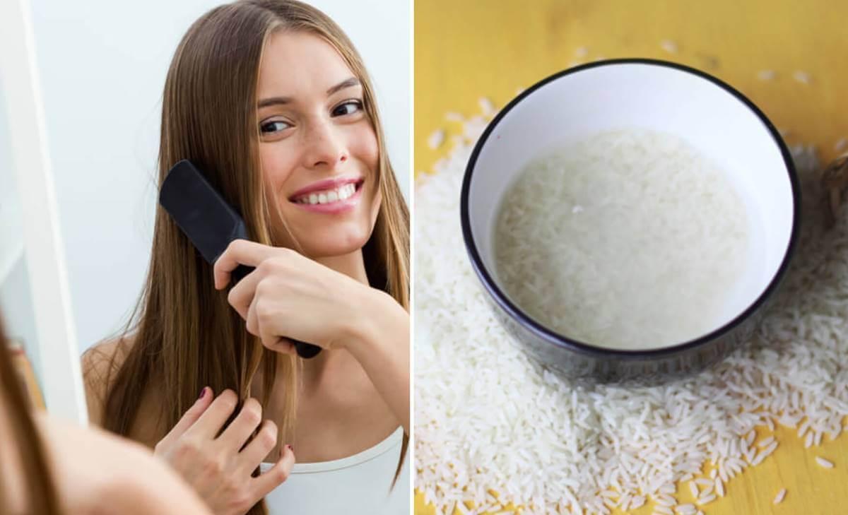 Agua de arroz para el cabello: ¿para qué sirve?