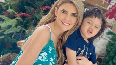 Ana Karina Soto recibió comentarios negativos por hacer esto con su hijo