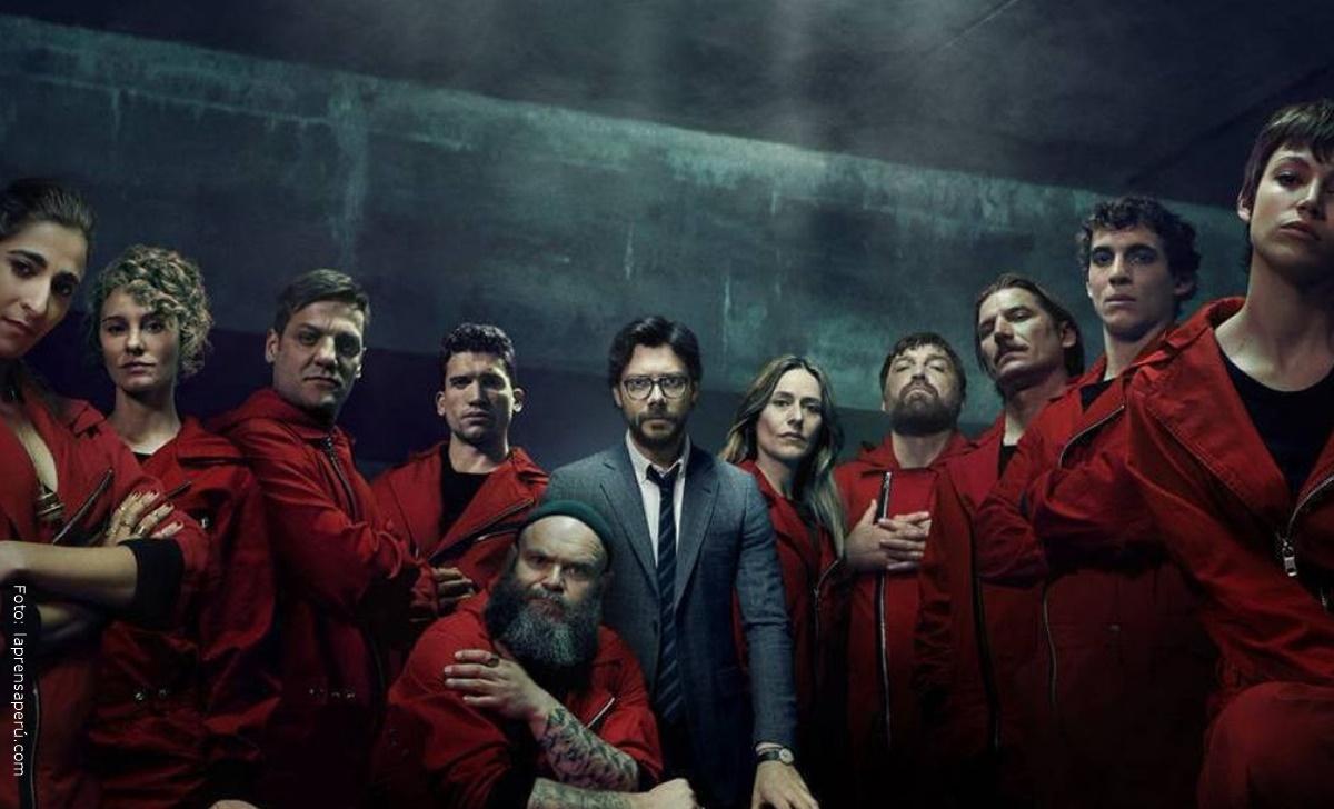 La Casa de Papel de Netflix anuncia nuevas temporadas de la serie