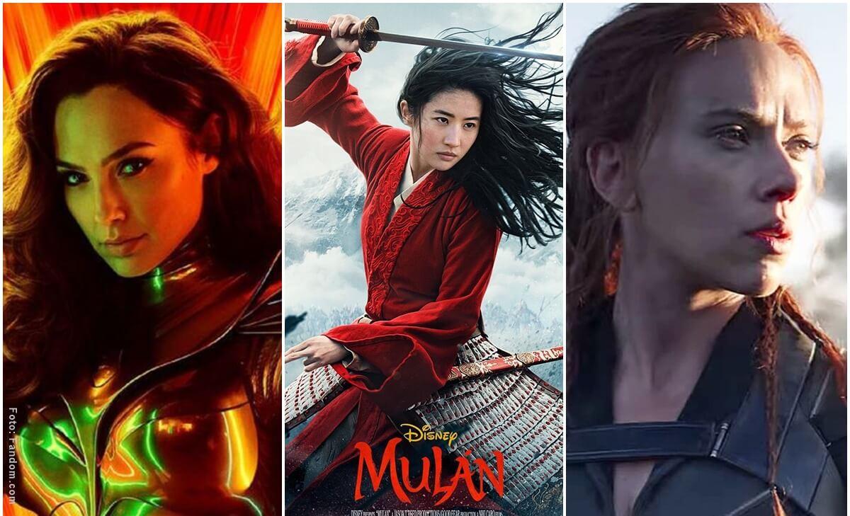 Las películas más esperadas del 2020 están dirigidas o protagonizadas por mujeres