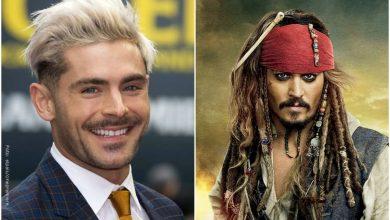 ¿Zac Efron sería el nuevo Jack Sparrow?