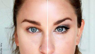 ¿Cómo maquillar ojos pequeños? Sigue este paso a paso…