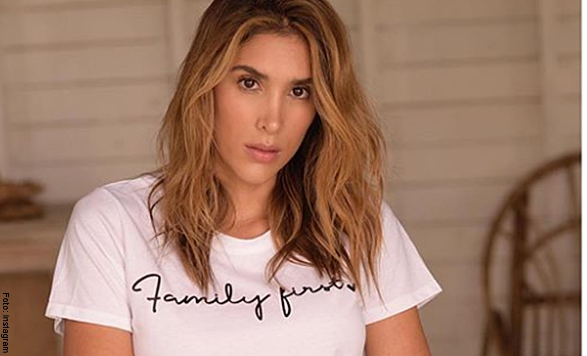 ¿Daniela Ospina estaría esperando su segundo bebé?