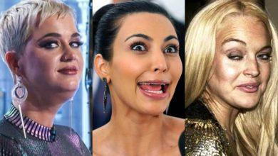 Fotos filtradas de famosas en las que parecen otras