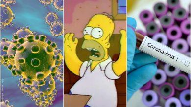 Una más de las predicciones de Los Simpson: ¡el coronavirus!