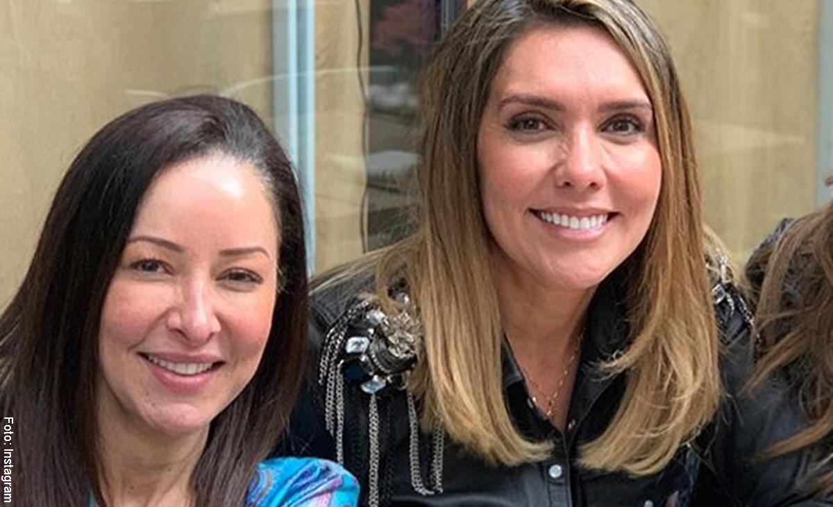 Mónica Rodríguez y Flavia Dos Santos se unen para trabajar en nuevo proyecto