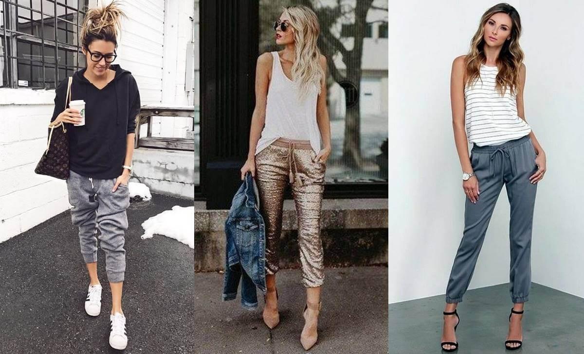 ¿Cómo combinar pantalones jogger con lo que tienes en tu clóset?
