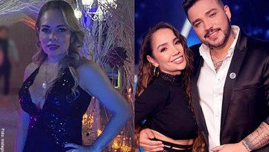 Por foto dicen que ex de Jessi Uribe está mejor que Paola Jara