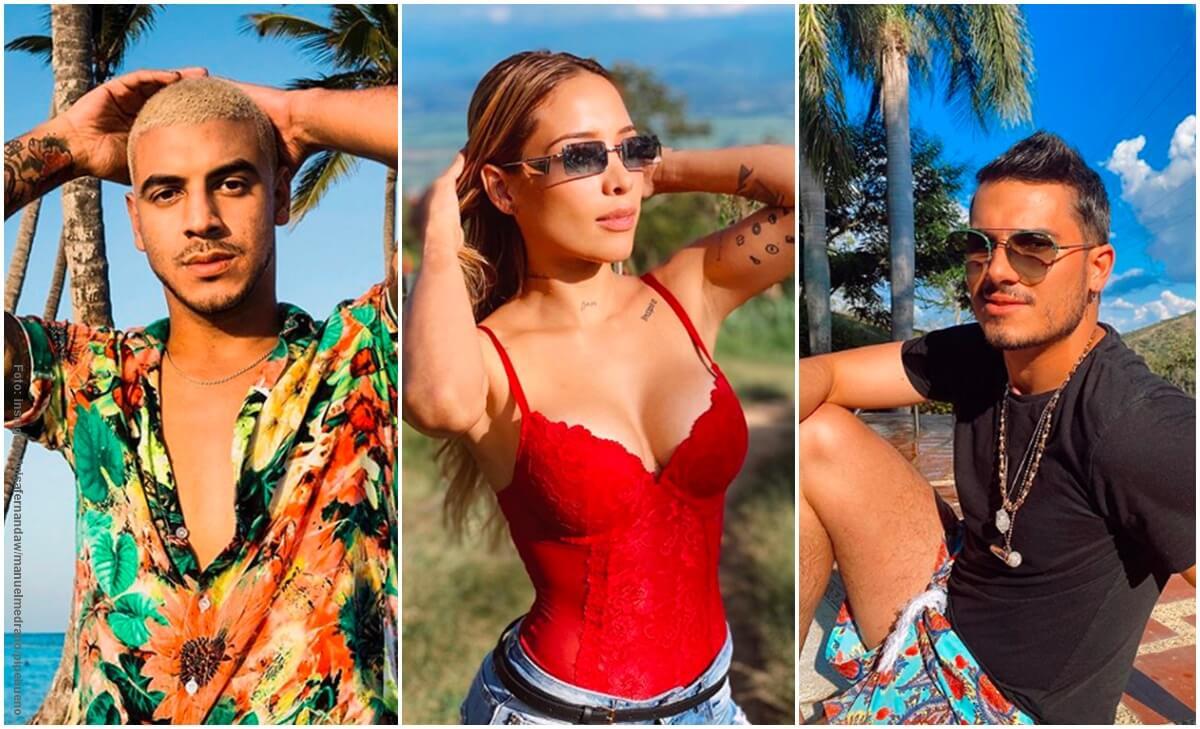 Pipe Bueno reclama a Manuel Medrano por grabar a su novia, Luisa Fernanda W
