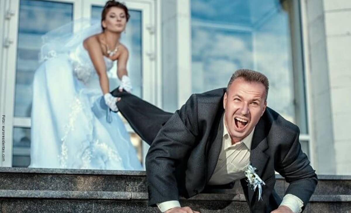 Hombre finge secuestro para evitar casarse