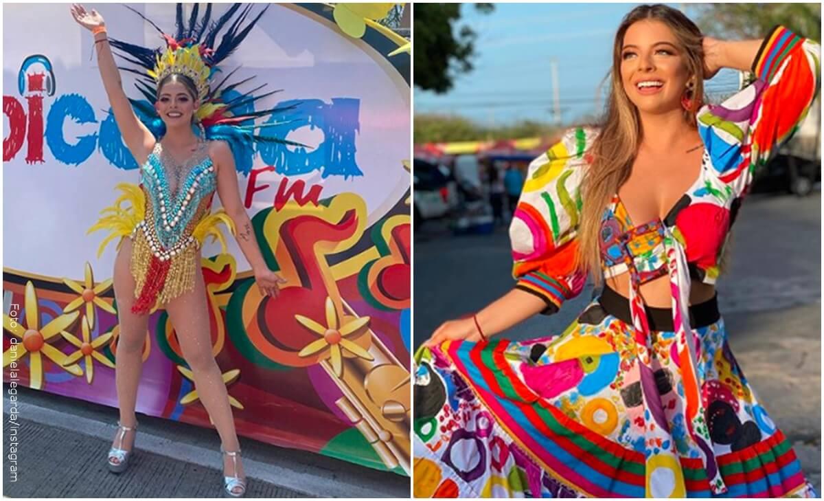 Daniela Legarda es criticada por su particular forma de bailar