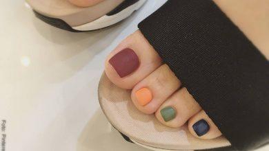Diseños de uñas para pies, juveniles y lindos