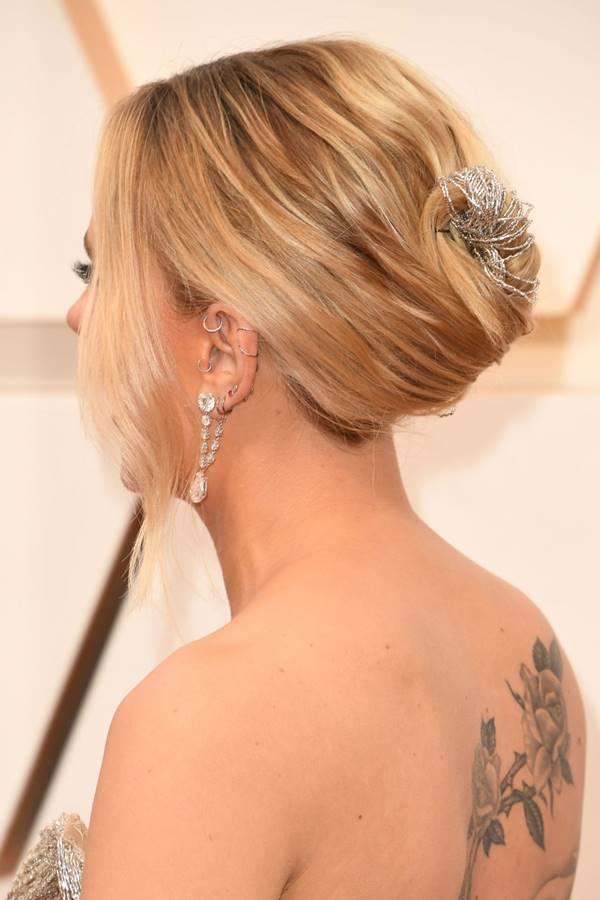 Foto de Scarlett Johansson en los Premios Óscar 2020