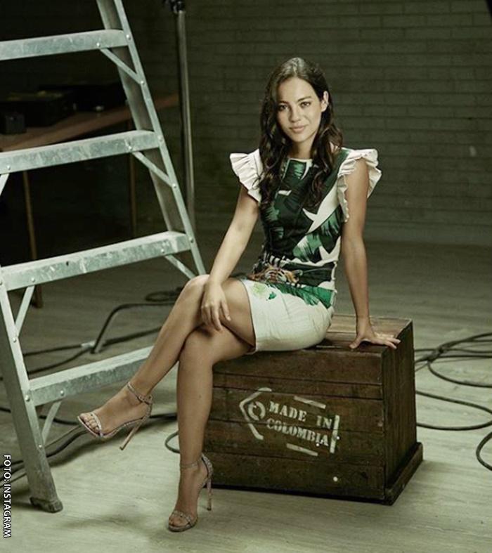 Natalia Reyes, calidad de exportación