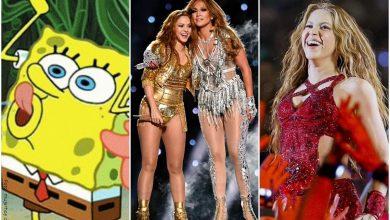 Show de Shakira y JLo en el Super Bowl deja los mejores memes