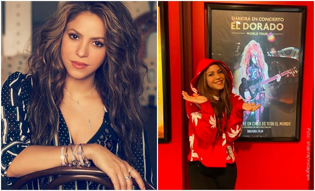 Shakira cantó 'La cuchilla' de Las Hermanitas Calle y así sonó