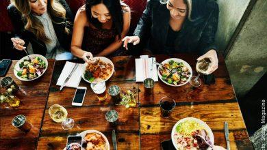 Tips para seguir con la dieta cuando comes en restaurante