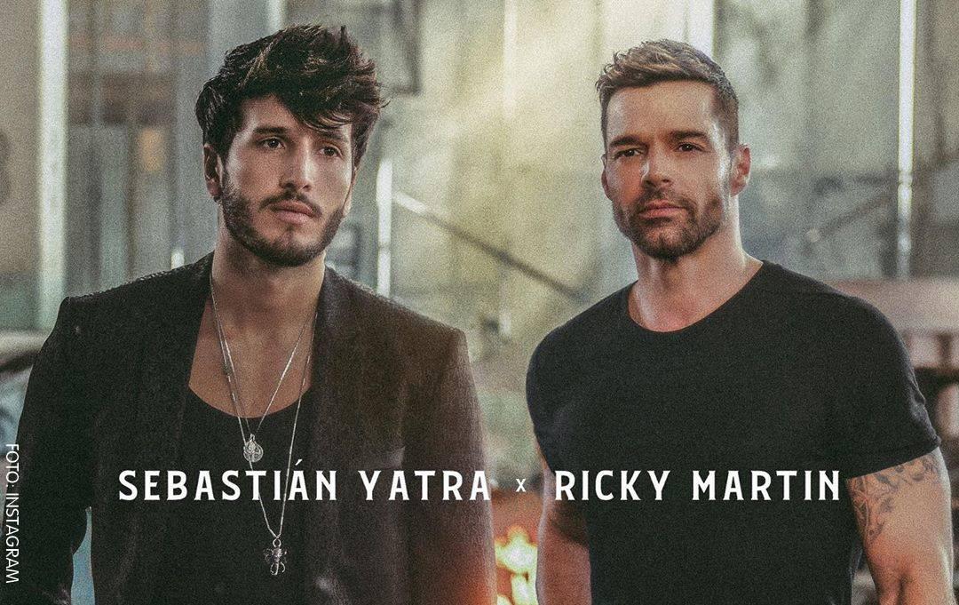 Portada del video de Sebastián Yatra y Ricky Martin
