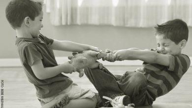 como-enfrentar-peleas-hijos-durante-cuarentena