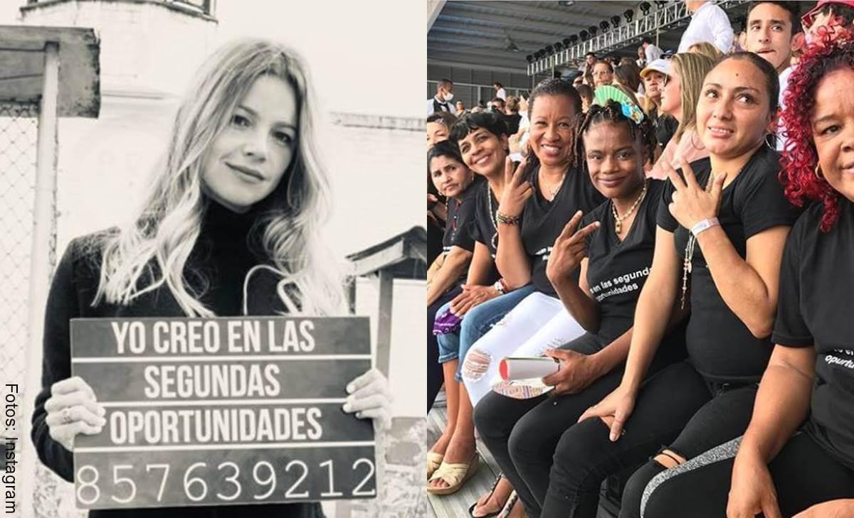Johana Bahamón gana Premio Mujer Cafam 2020