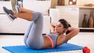 Kit para hacer ejercicio en casa, ¿lo tienes todo?