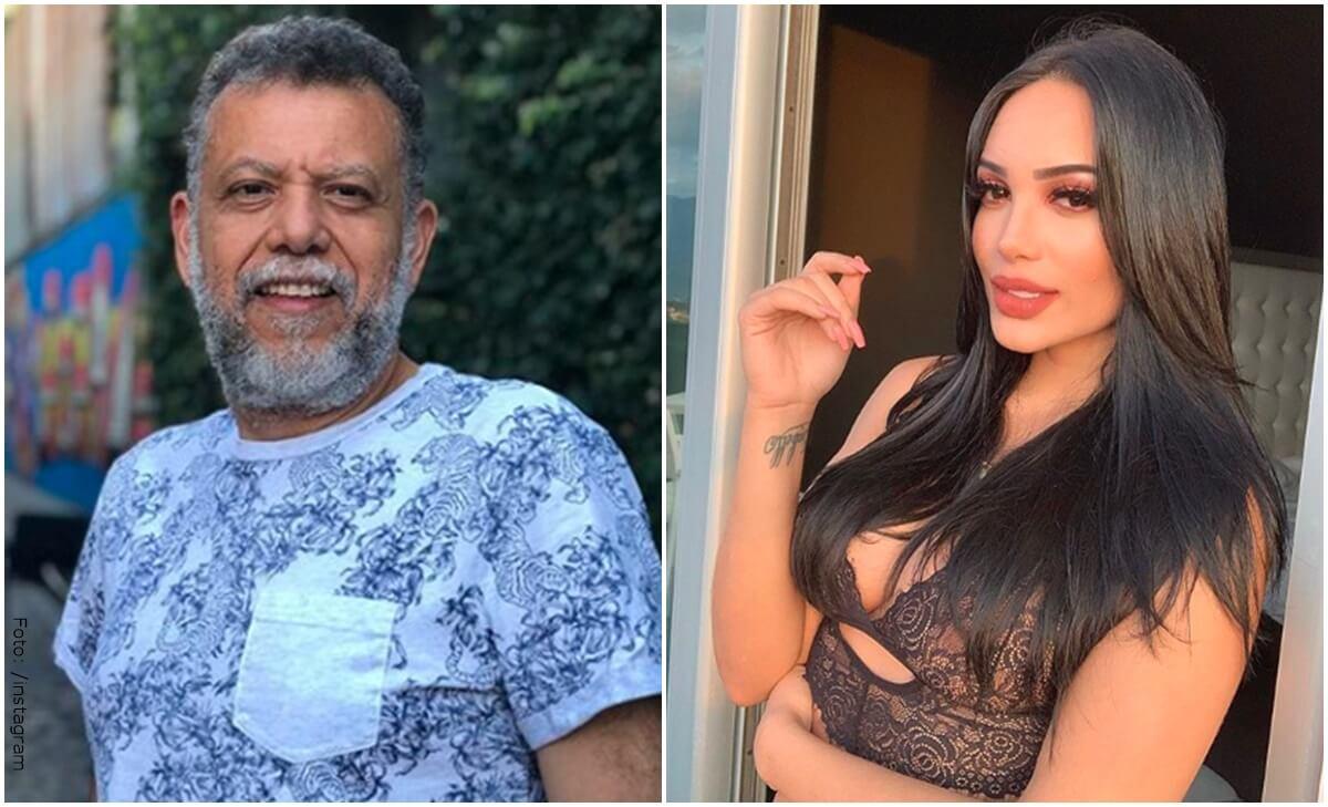 Linero criticó a Andrea Valdiri por regalos que dio a su hija
