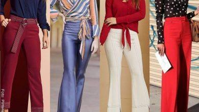 Pantalones para mujer que debes tener en tu armario