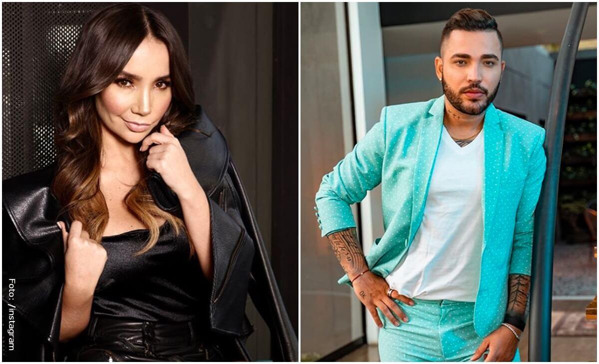 Paola Jara confirmó su relación con Jessi Uribe