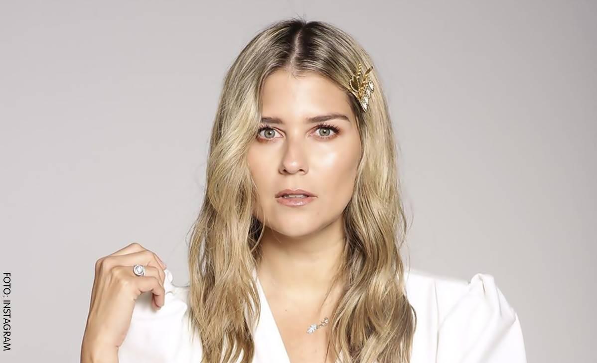 Andrea Guerrero hermosa sin filtro y al natural