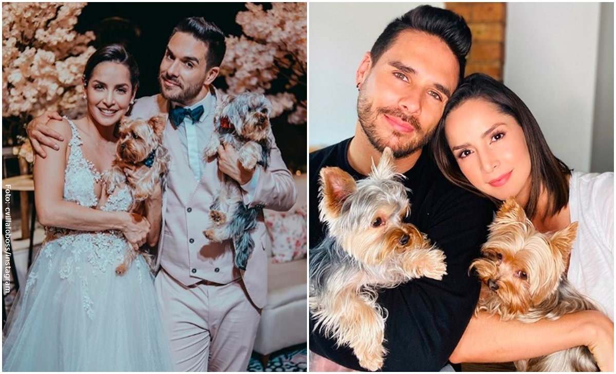 Carmen Villalobos y su esposo confesaron que no quieren hijos
