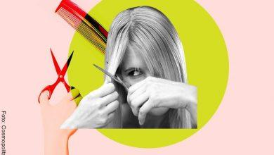 ¿Cómo cortarse el cabello uno mismo sin salir de casa?