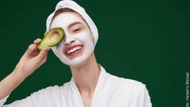 Cómo cuidar el cabello y la cara en cuarentena