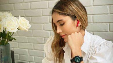 Daniela Ospina en las redes sociales