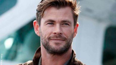 ¡Ejercítate con Thor! Chris Hemsworth te entrena en cuarentena