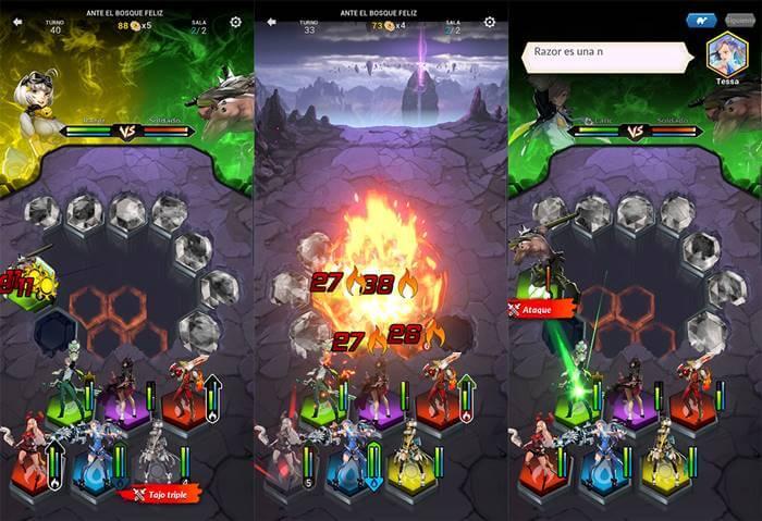 Ilustración de Battle Breakers