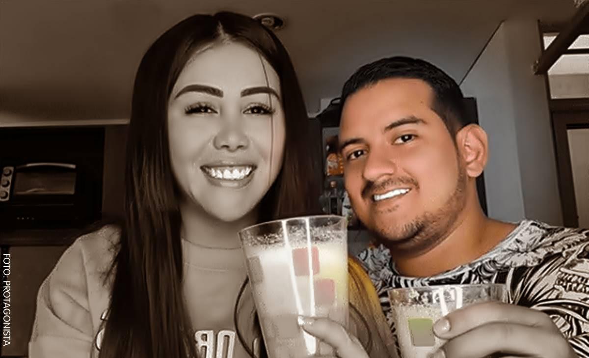 Julián Luna contó todo sobre la relación con Yina Calderón
