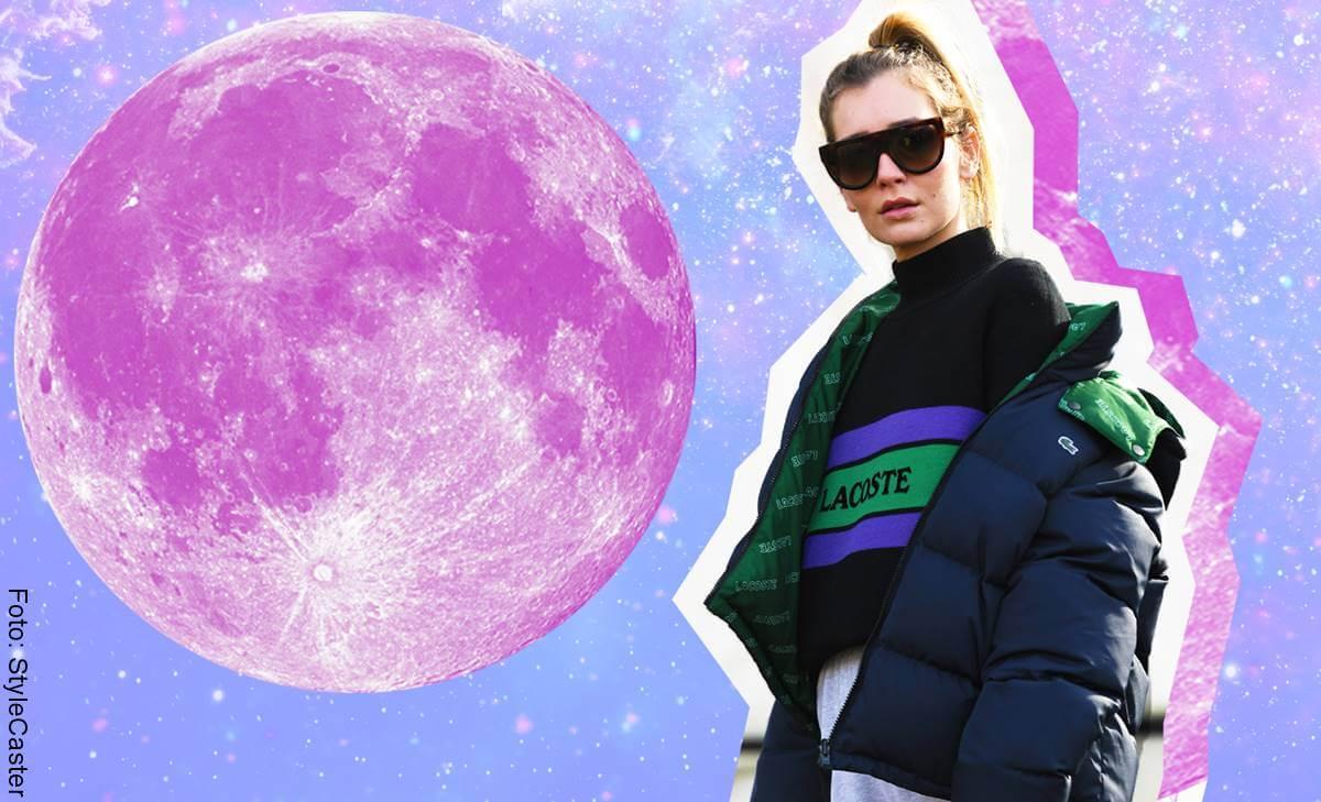Luna rosa y su significado esotérico según tu signo