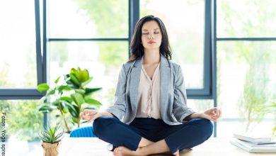 Meditación y yoga combaten estrés y aumento de peso
