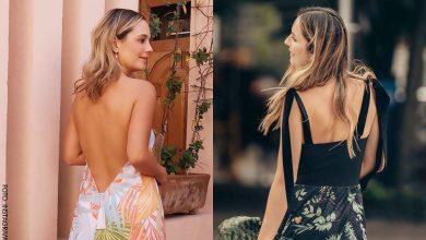 Milena López es igualita a Claudia Bahamón