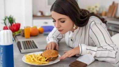 No engordar: ¿cómo mantener la línea sin salir de casa?