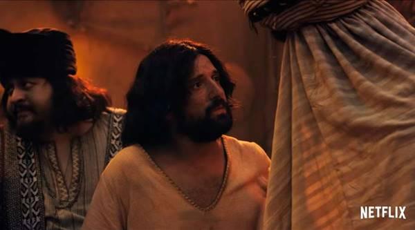 Fotograma de la película La primera tentación de Cristo