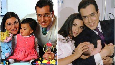 Don Armando se reencontró con su hija 20 años después de Ecomoda