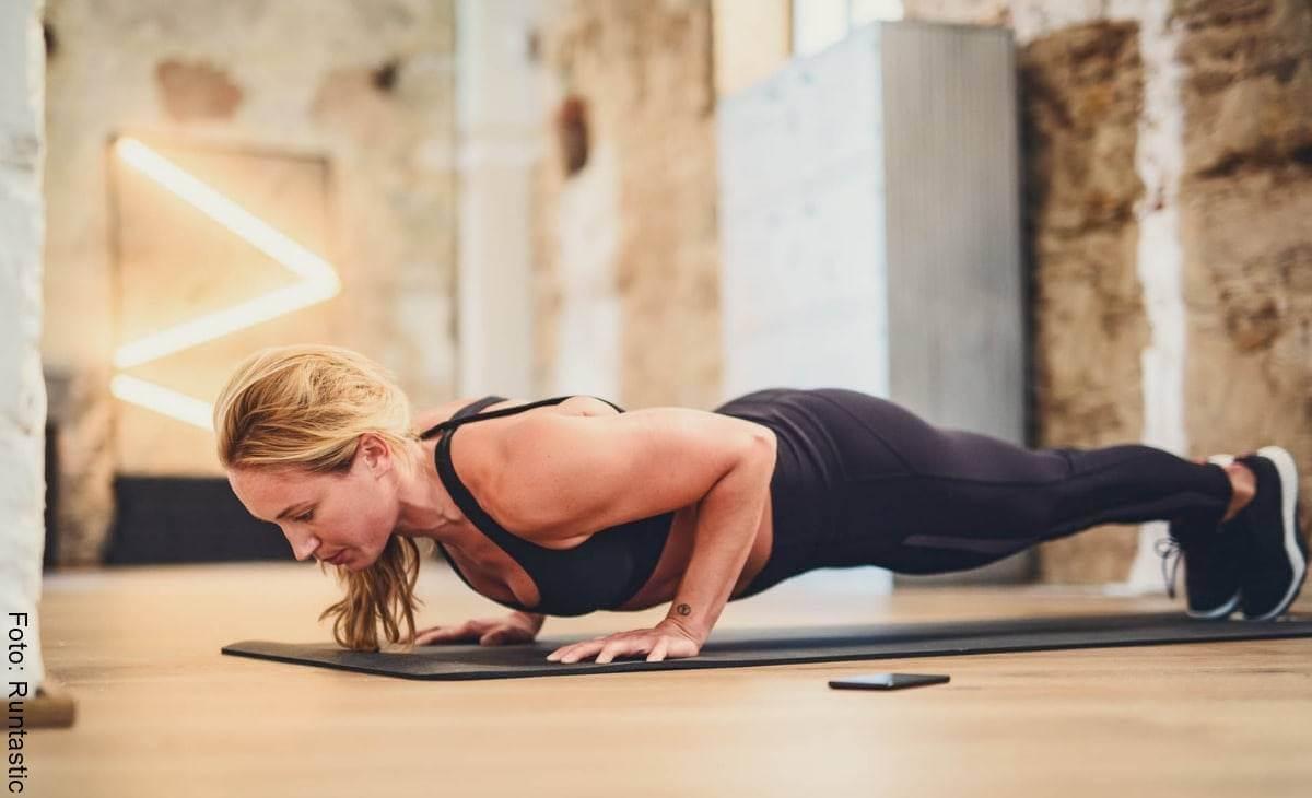 Flexiones de codo: ¿Cómo hacerlas correctamente?