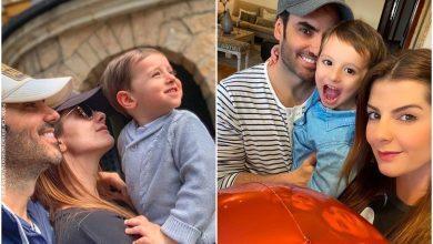 Hijo de Lincoln Palomeque y Carolina Cruz enternece las redes