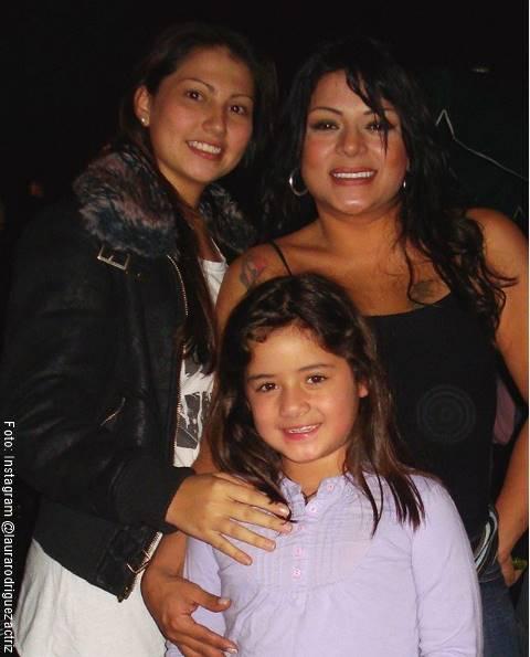 Foto de las 3 actrices que interpretaron a Marbelle en Amor sincero