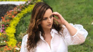 """Liliana González """"La pajarita"""" mostró sus kilitos de más, pero nadie los vio"""