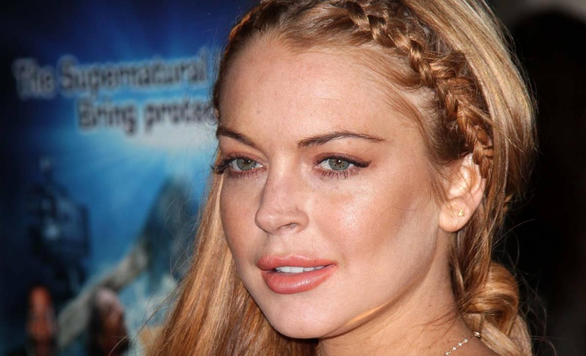 Lindsay Lohan antes y después de una vida de excesos