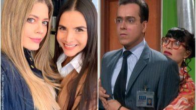 Lorna y Natalia evitaban a Jorge Enrique en el set de Betty, la fea