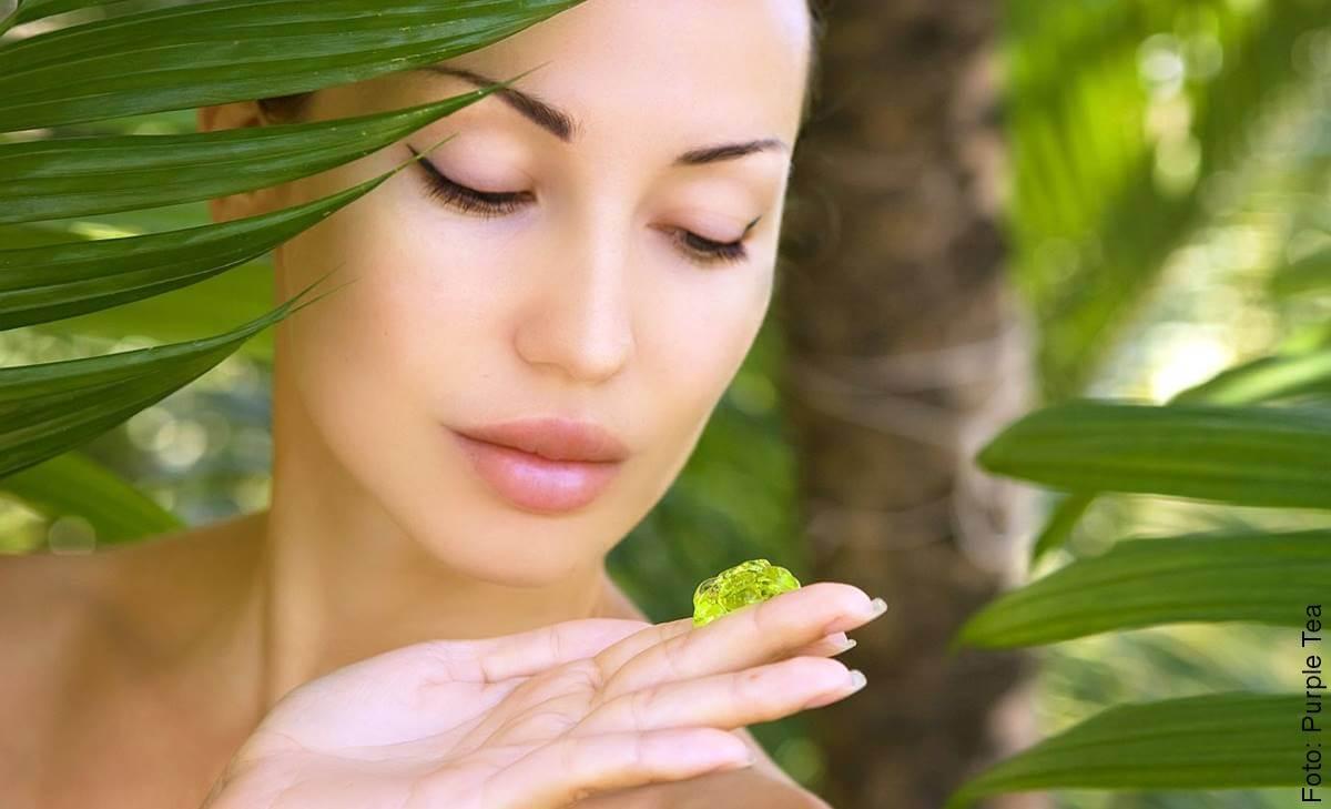 Mascarilla de sábila para la cara: Tu piel sana y linda